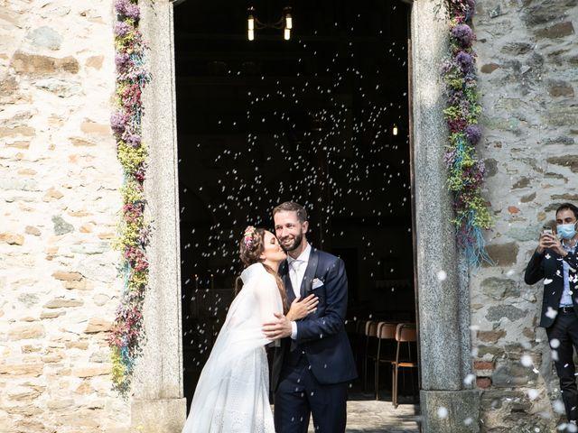 Il matrimonio di Giorgio e Eleonora a Bosisio Parini, Lecco 27