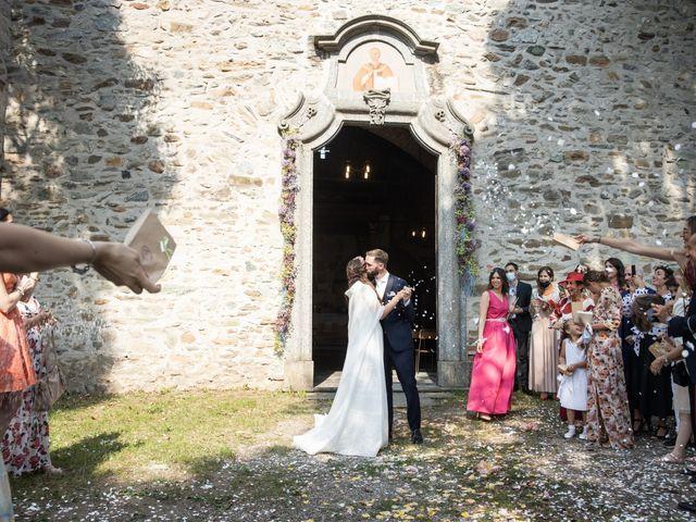 Il matrimonio di Giorgio e Eleonora a Bosisio Parini, Lecco 28