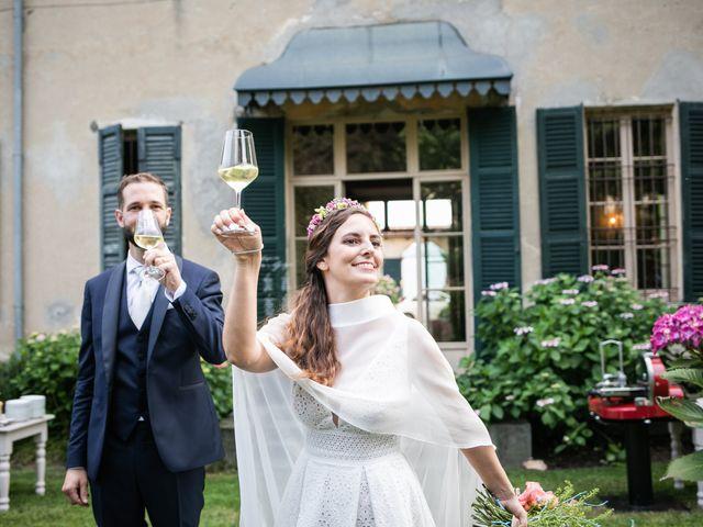 Il matrimonio di Giorgio e Eleonora a Bosisio Parini, Lecco 35