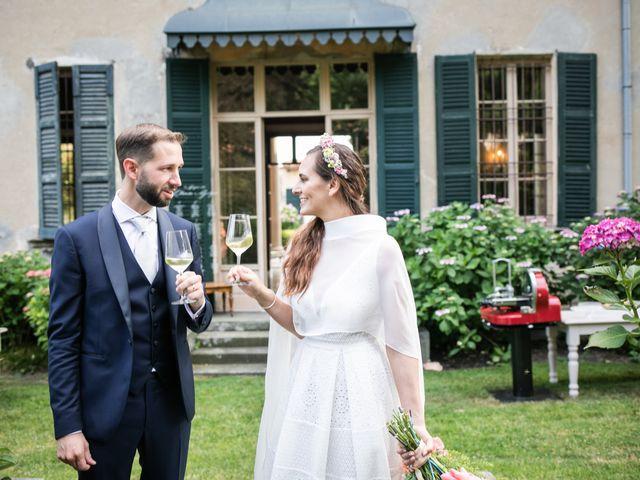 Il matrimonio di Giorgio e Eleonora a Bosisio Parini, Lecco 36
