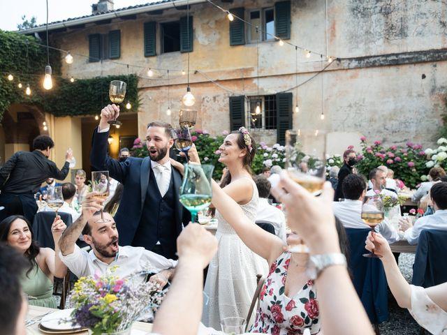 Il matrimonio di Giorgio e Eleonora a Bosisio Parini, Lecco 57