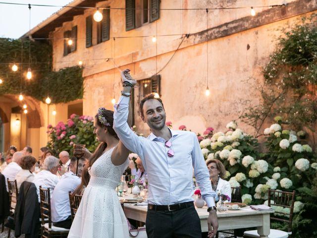 Il matrimonio di Giorgio e Eleonora a Bosisio Parini, Lecco 59