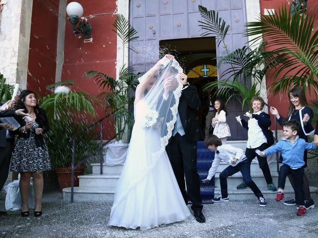 Il matrimonio di Marco e Viviana a Napoli, Napoli 13