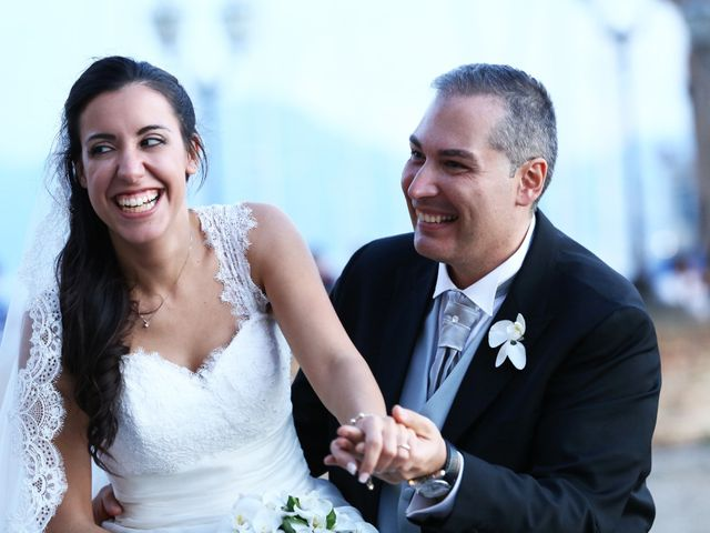 Il matrimonio di Marco e Viviana a Napoli, Napoli 18