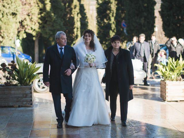 Il matrimonio di Davide e Francesca a Verona, Verona 8