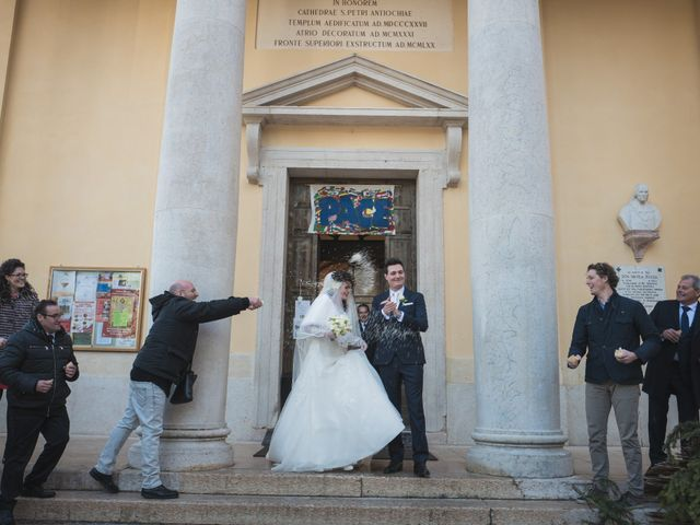 Il matrimonio di Davide e Francesca a Verona, Verona 11