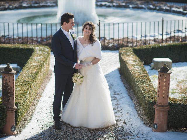 Il matrimonio di Davide e Francesca a Verona, Verona 14