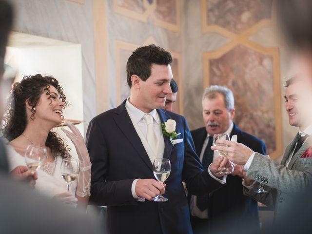 Il matrimonio di Davide e Francesca a Verona, Verona 16