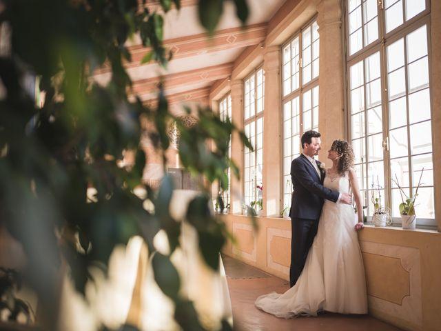 Il matrimonio di Davide e Francesca a Verona, Verona 20