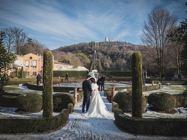 Il matrimonio di Davide e Francesca a Verona, Verona 30