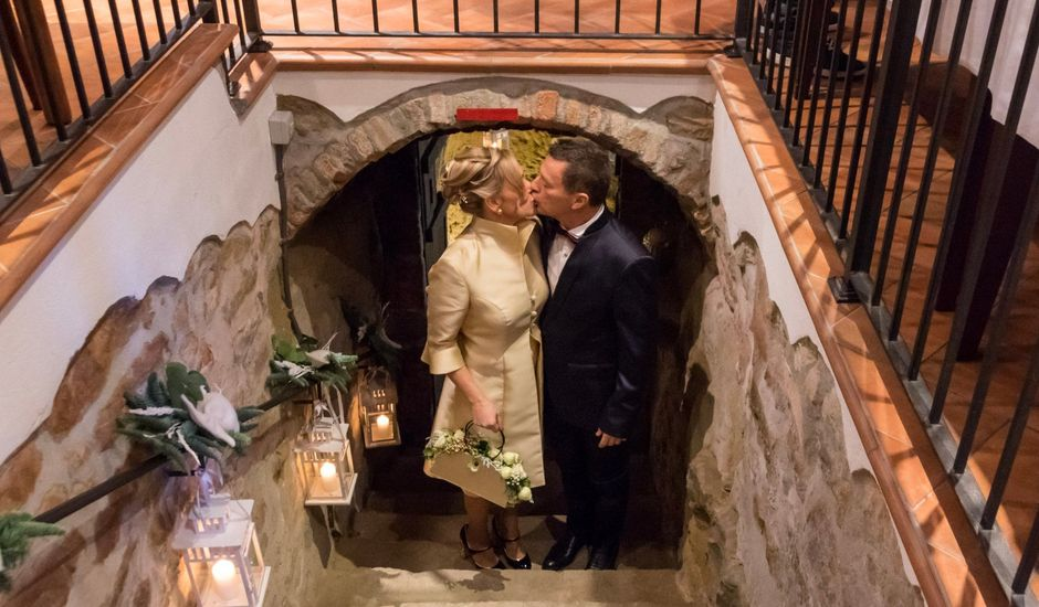 Il matrimonio di Carlo e Giulia a Borgomale, Cuneo