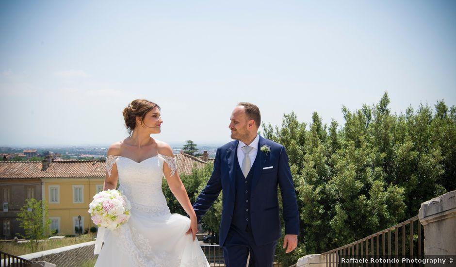 Il matrimonio di Marcello e Rosa a Caserta, Caserta