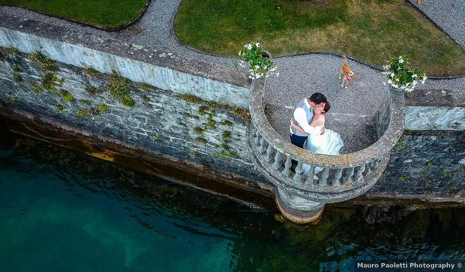 Il matrimonio di Marco e Silvia a Lasnigo, Como