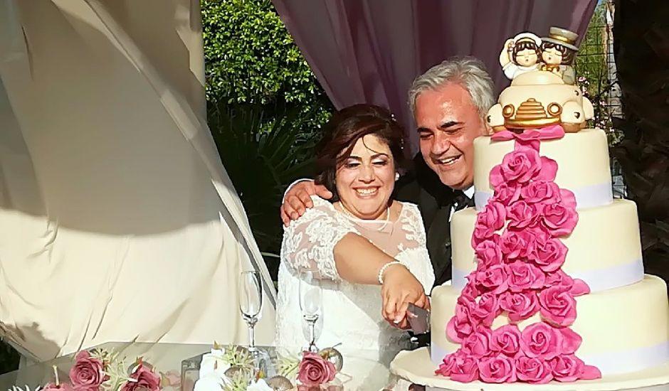 Il matrimonio di Vincenzo e Giovanna Manuela a Siderno, Reggio Calabria