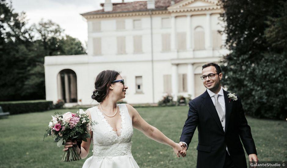 Il matrimonio di Marco e Francesca a Stra, Venezia