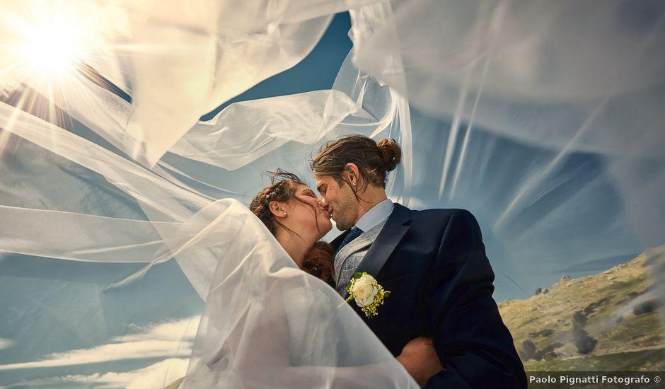Il matrimonio di Pio e Valeria a Sestola, Modena