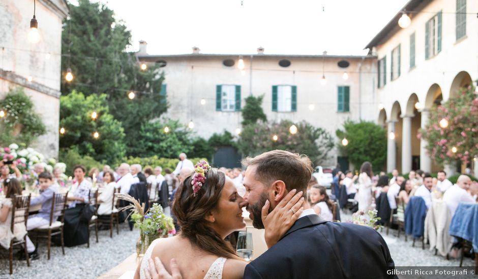 Il matrimonio di Giorgio e Eleonora a Bosisio Parini, Lecco