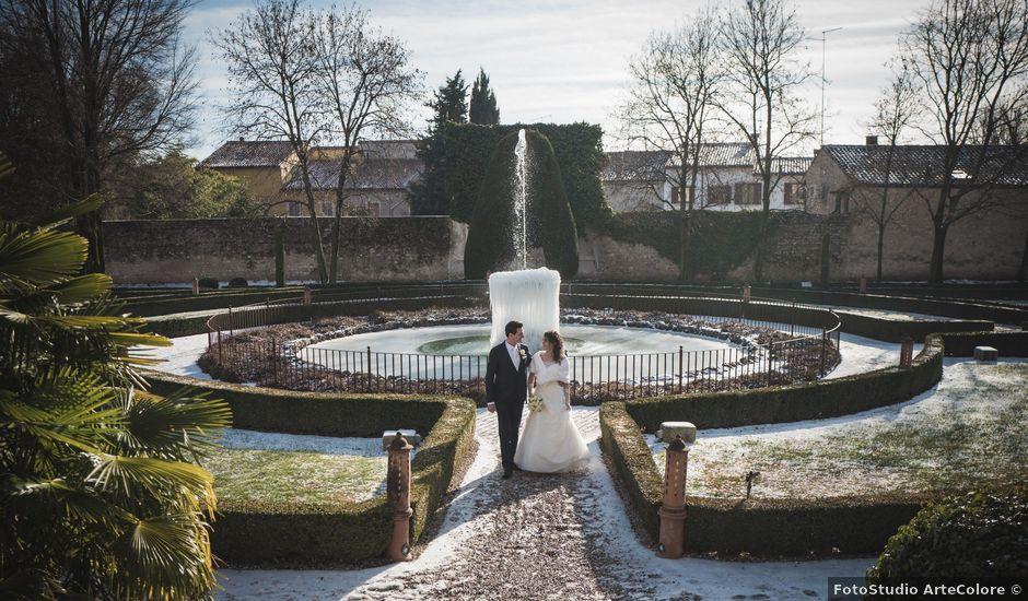 Il matrimonio di Davide e Francesca a Verona, Verona