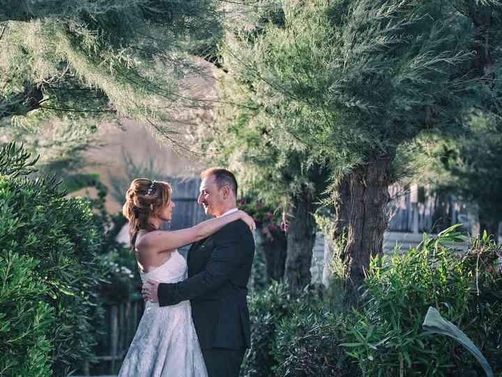 Le nozze di Giusy e Romolo