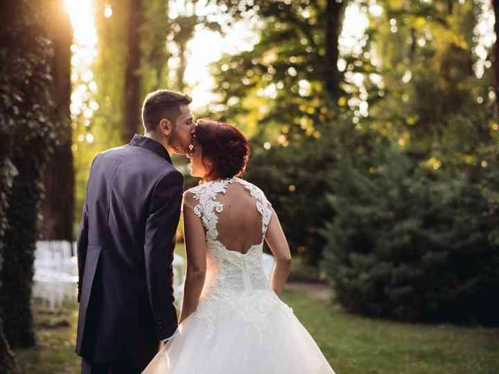 Le nozze di Marika e Mirko