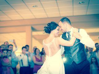 Le nozze di Lorena e Javier