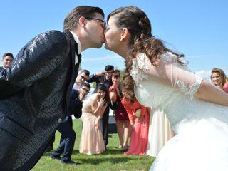 Le nozze di Samuele e Roberta