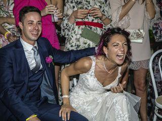 Le nozze di Antonella e Giulio