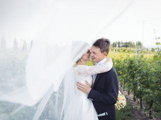 Le nozze di Cinzia e Federico