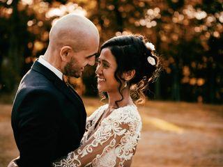 Le nozze di Sherly e Stefano