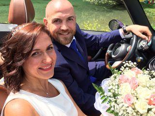 Le nozze di Stelio e Diana