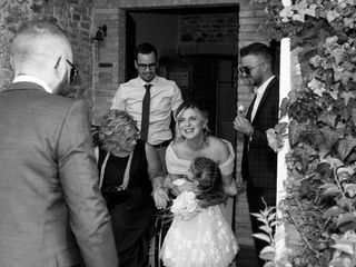 Le nozze di Sabrina e Sergio 1
