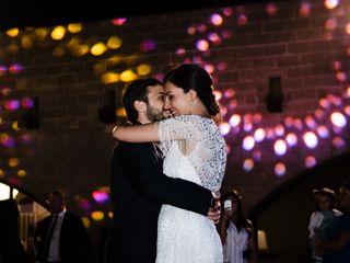 Le nozze di Chiara e Gianni