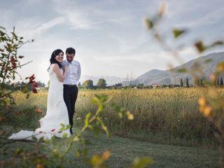 Le nozze di Denise e Adriano