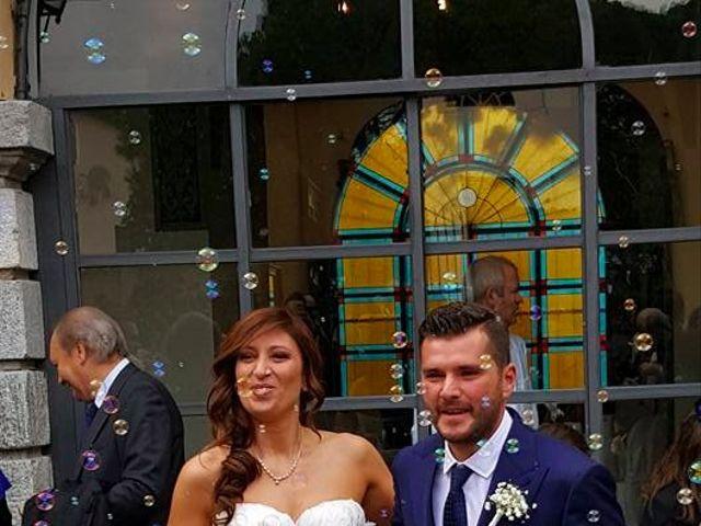 Il matrimonio di Stefano e Simona a Vizzola Ticino, Varese 9
