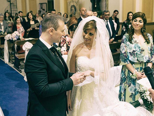 Il matrimonio di Romolo e Giusy a Napoli, Napoli 14