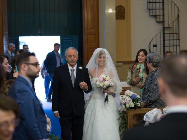 Il matrimonio di Romolo e Giusy a Napoli, Napoli 17