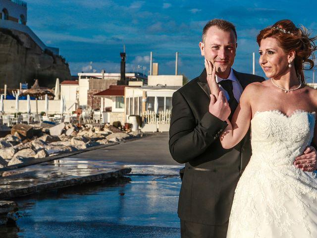 Il matrimonio di Romolo e Giusy a Napoli, Napoli 1