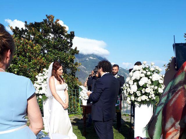 Il matrimonio di Mario e Mario e Palma a Ravello, Salerno 3