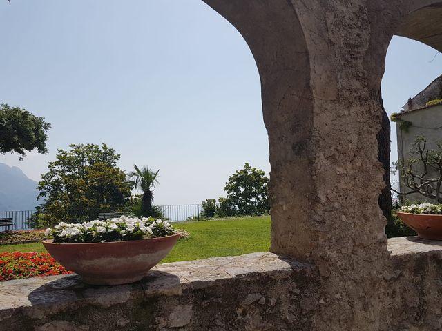 Il matrimonio di Mario e Mario e Palma a Ravello, Salerno 6