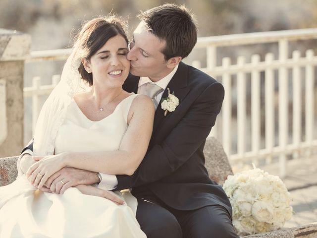 le nozze di Maria Rosaria e Michele