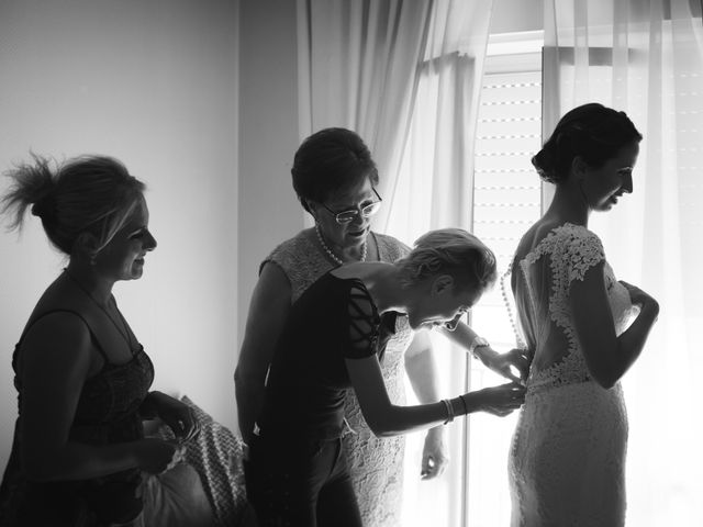 Il matrimonio di Giuseppe e Francesca a Erice, Trapani 9