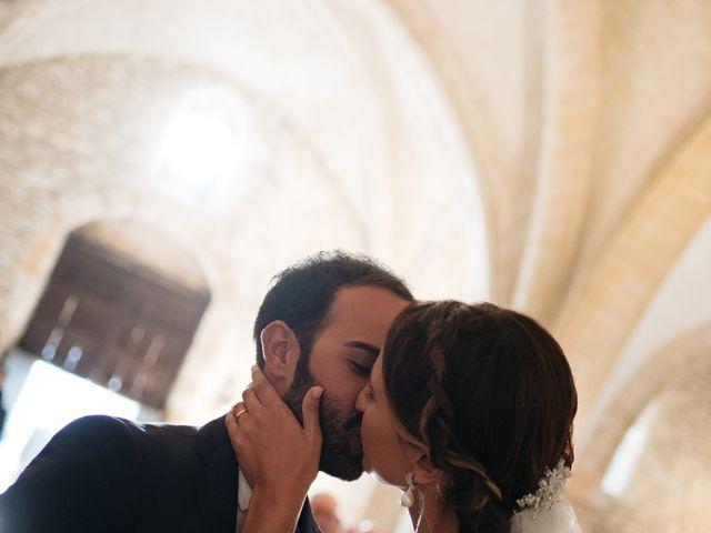 Il matrimonio di Giuseppe e Francesca a Erice, Trapani 17