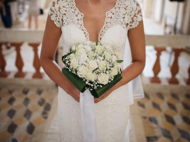 Il matrimonio di Giuseppe e Francesca a Erice, Trapani 18