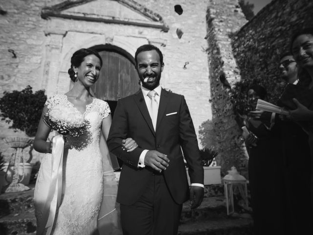 Il matrimonio di Giuseppe e Francesca a Erice, Trapani 19