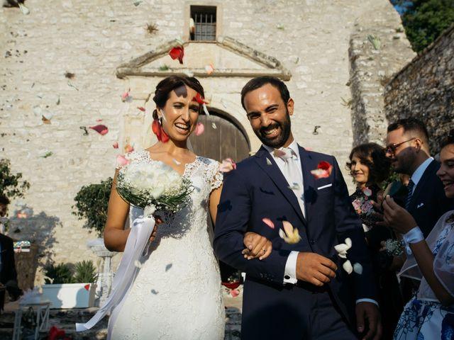 Il matrimonio di Giuseppe e Francesca a Erice, Trapani 20