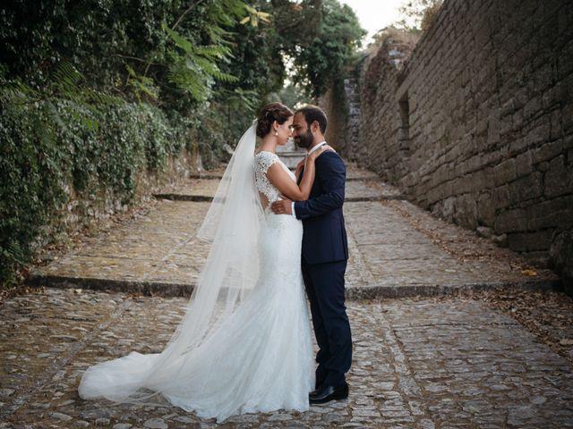 Il matrimonio di Giuseppe e Francesca a Erice, Trapani 22