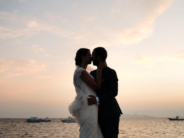 Il matrimonio di Giuseppe e Francesca a Erice, Trapani 25