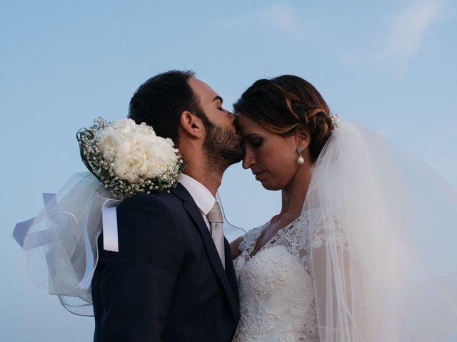 Il matrimonio di Giuseppe e Francesca a Erice, Trapani 29