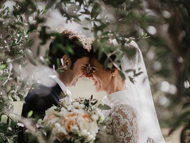 le nozze di Laura e Corrado
