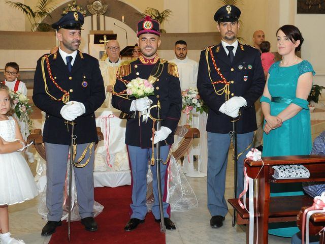 Il matrimonio di Federico e Valentina a Perdasdefogu, Nuoro 129
